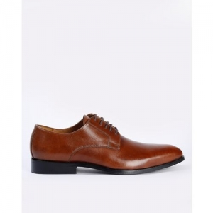 Hats Off Accessories Genuine Leather Derby Shoes