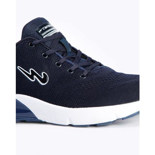Campus Textured Low-Top Lace-Up Casual Shoes