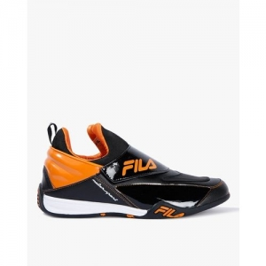 FILA Colourblock Panelled Low-Top Shoes with Velcro Fastening