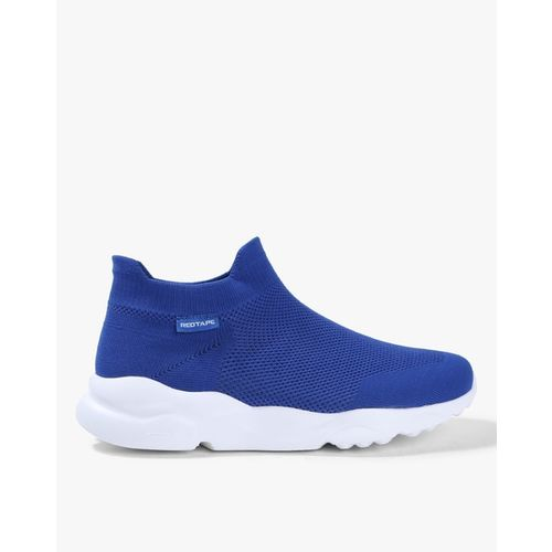 RED TAPE High-Top Slip-On Sports Shoes