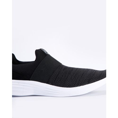 ARBUNORE Textured Slip-On Sports Shoes
