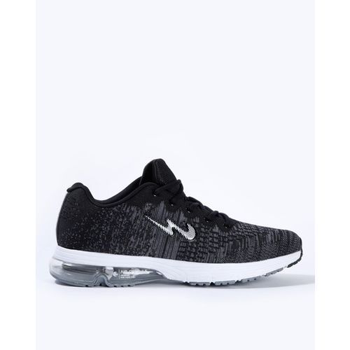 Campus Krish Textured Lace-up Running Shoes