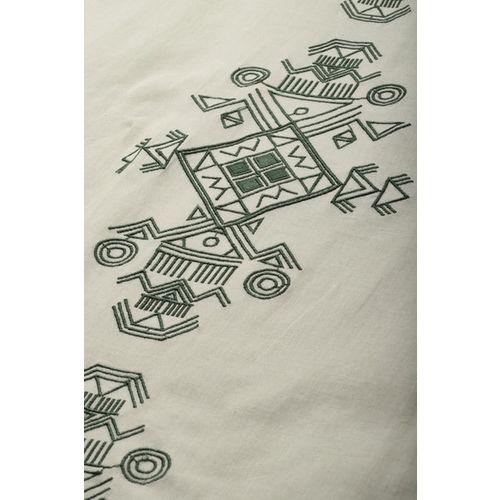 MIMOSA Embroidered Straight Kurta