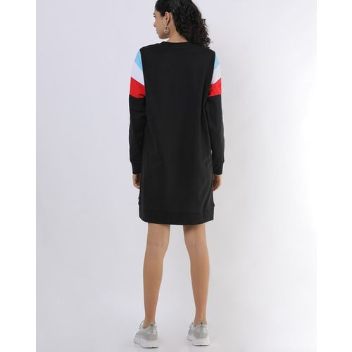LEVIS Colourblock Sweatshirt Dress