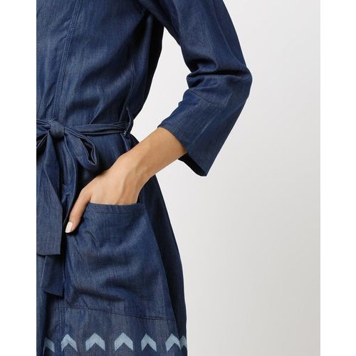AND Shirt Dress with Belt