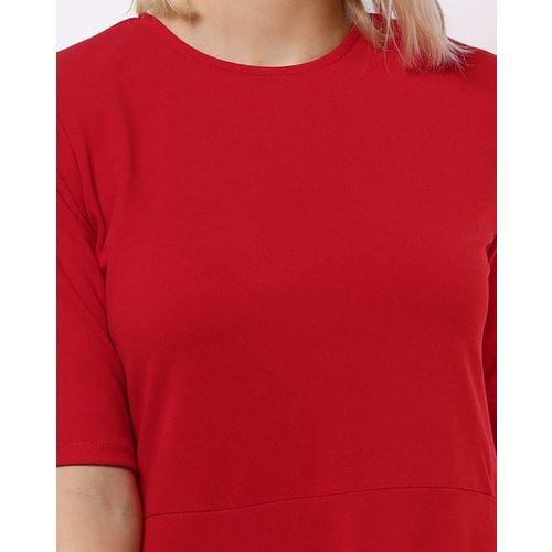 Femella A-line Dress with Insert Pockets