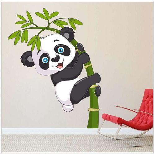 EJA Art Baby Panda Wall Sticker by Deepa Negi
