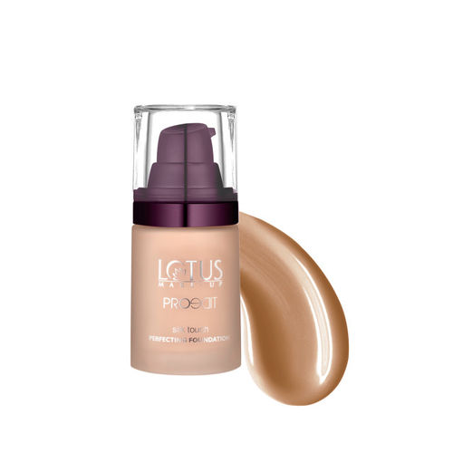 Lotus Herbals Proedit Silk Touch Perfecting Foundation - Espresso SF06 30 ml