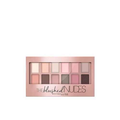 Maybelline New York The Blushed skin s Eyeshadow Palette 9g