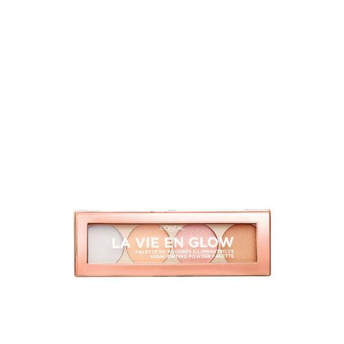 LOreal Paris Cool Glow Le Blush Bar Highlighter 02