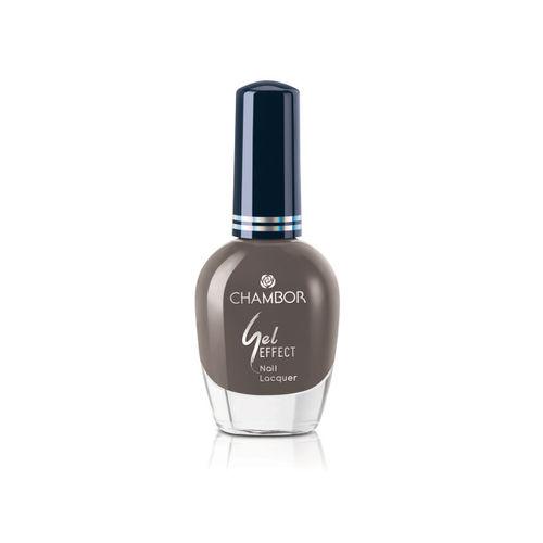 Chambor Grey 353 Gel Effect Nail Lacquer 10 ml