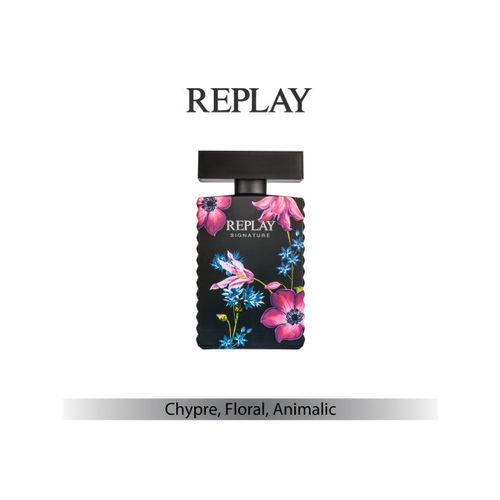 Replay Signature Women Eau de Parfum 100ml
