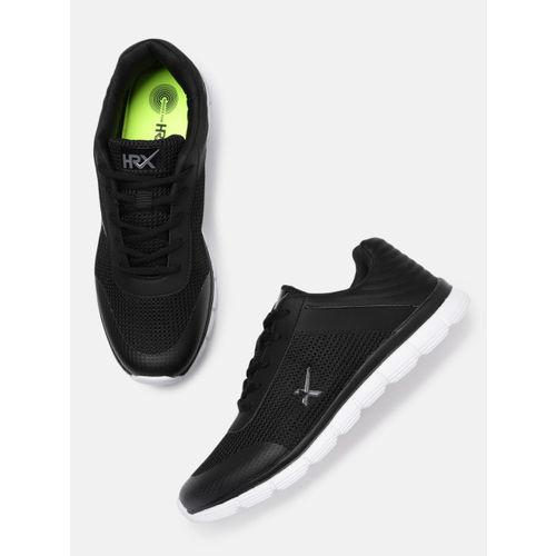 HRX by Hrithik Roshan Men Black Core 1.0 Running Shoes