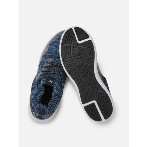 HRX by Hrithik Roshan Men Soft Walk Series Blue Running Shoes