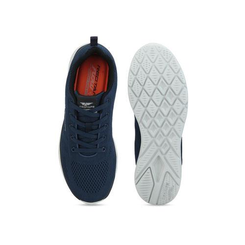 Red Tape Men Blue Walking Shoes