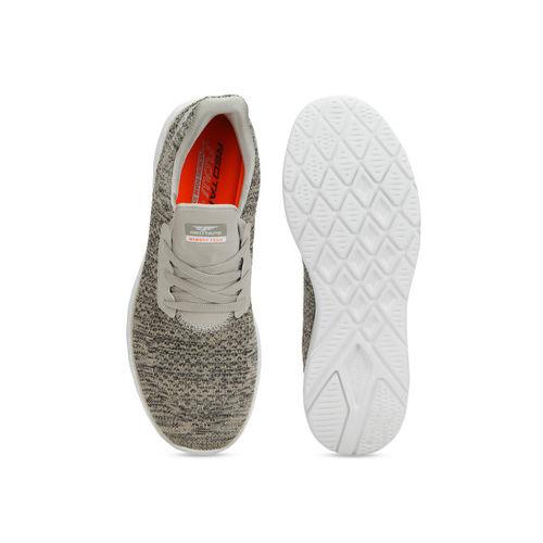 Red Tape Men Beige Walking Shoes