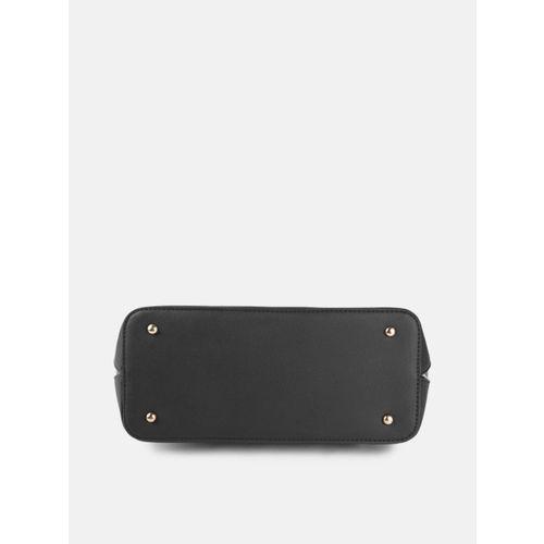 Mast & Harbour Black Solid Shoulder Bag