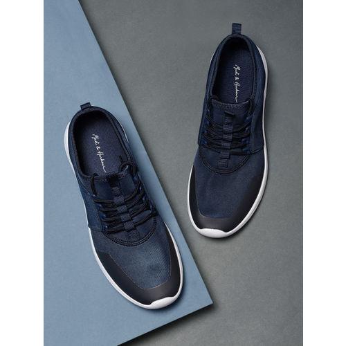 Mast \u0026 Harbour Men Navy Blue Sneakers