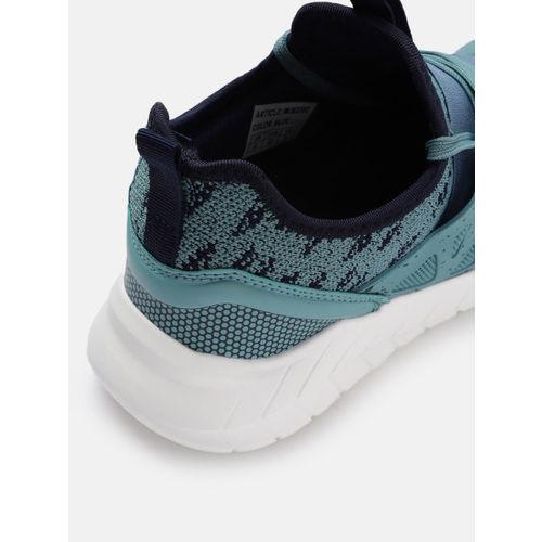 WROGN Men Blue Sneakers