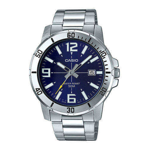 Casio Enticer Men Blue Analogue watch A1363