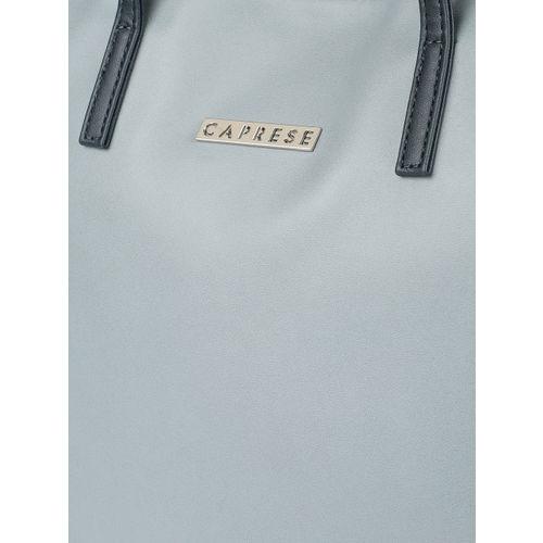 Caprese Blue Solid Pia Shoulder Bag