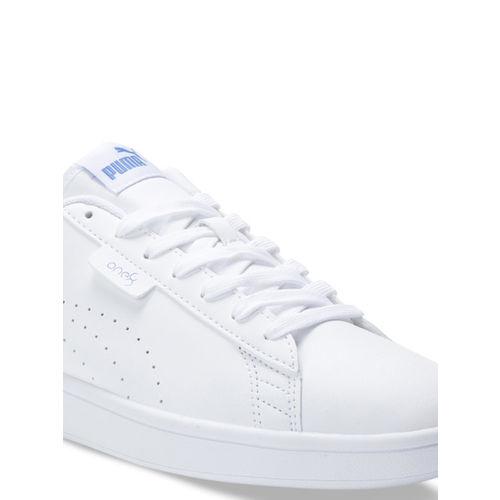 Buy one8 x PUMA Unisex White Smash V2