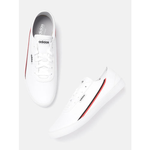 ADIDAS Women White Courtflash X Solid Sneakers