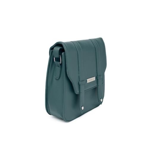 DressBerry Teal Blue Sling Bag