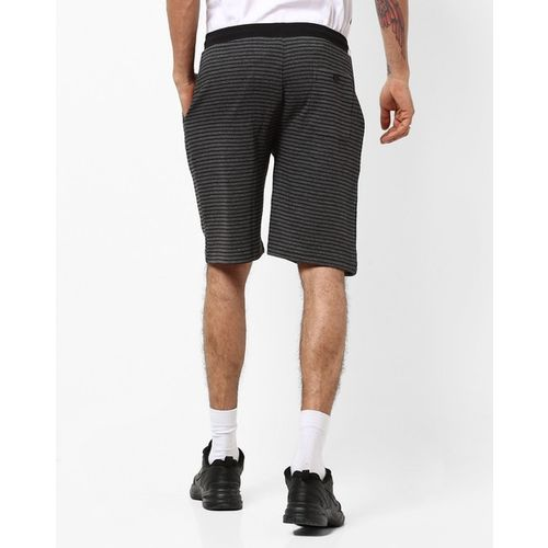 PROLINE Striped Shorts with Insert Pockets