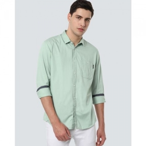LOUIS PHILIPPE Slim Fit Shirt with Patch Pocket