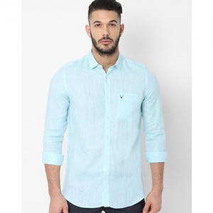 ALLEN SOLLY Shirt with Patch Pocket