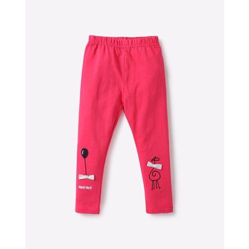 NAUTI NATI Crew-Neck Top with Pants