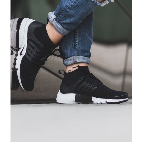 Nike Air Presto Black Running And Training Shoes