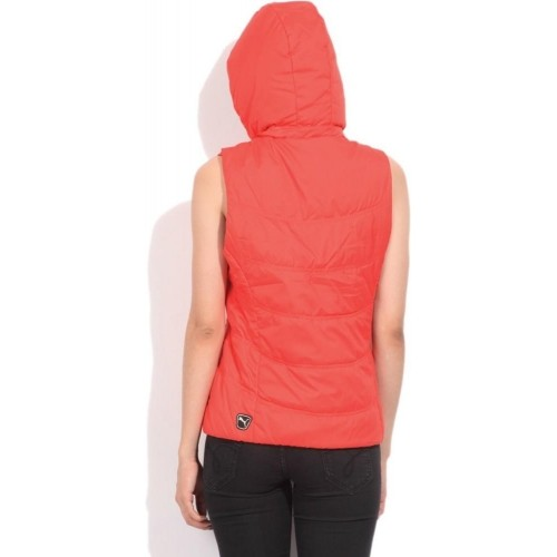 0756d975f Buy Puma Sleeveless Striped Women's Quilted Jacket online | Looksgud.in