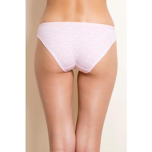 Zivame Anti-Microbial Cotton Bikini Brief (Pack of 3)-Assorted