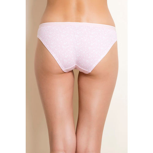 Zivame Anti-Microbial Cotton Bikini Brief (Pack of 3)-Assorted