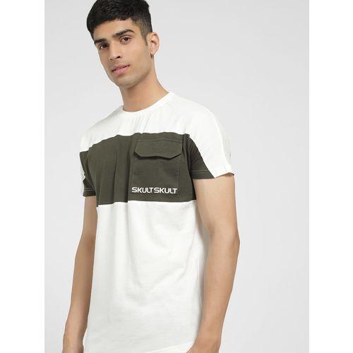 SKULT By Shahid Kapoor Short Sleeve Cut & Sew T-Shirt