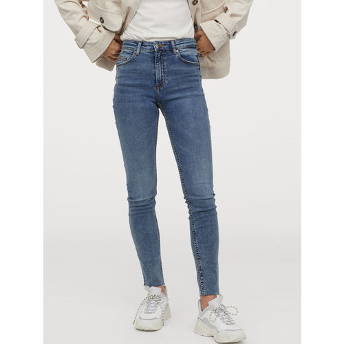 H&M Women Skinny Regular Jeans