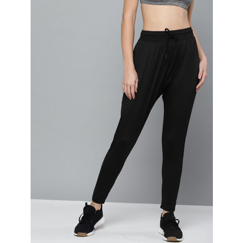UNDER ARMOUR Women Black Solid Sports Track Pants