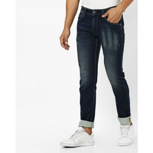 JOHN PLAYERS Distressed Washed Jeans