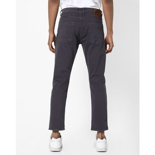 JOHN PLAYERS Skinny Fit Cotton Jeans