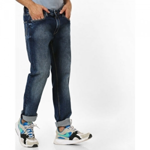 pepe-jeans Jeffery Low-Rise Washed Slim Fit Jeans