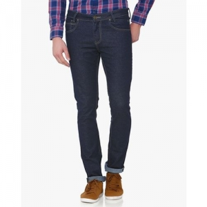 MUFTI Mid-Rise Slim Fit Jeans