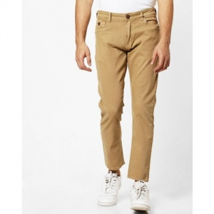 JOHN PLAYERS Mid-Rise Ankle-Length Jeans