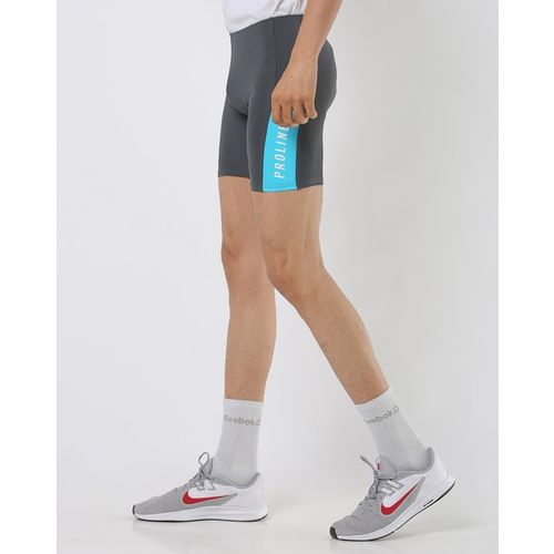 PROLINE Cycling Shorts with Contrast Side Panel
