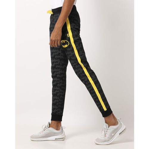 WARNER BROTHERS Batman Print Joggers with Insert Pockets