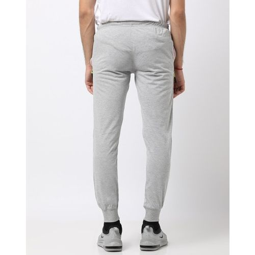SPORTS 52 WEAR Heathered Joggers with Zip-Insert Pockets