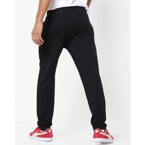 Hubberholme Slim Fit Track Pants with Drawstring
