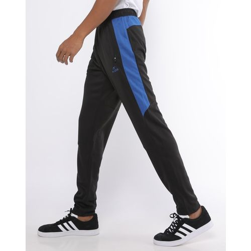 ALCIS Panelled Track Pants with Zip Pockets