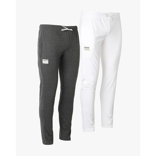 Hubberholme Pack of 2 Slim Fit Track Pants